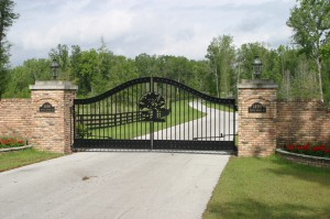 Gates and Entrances