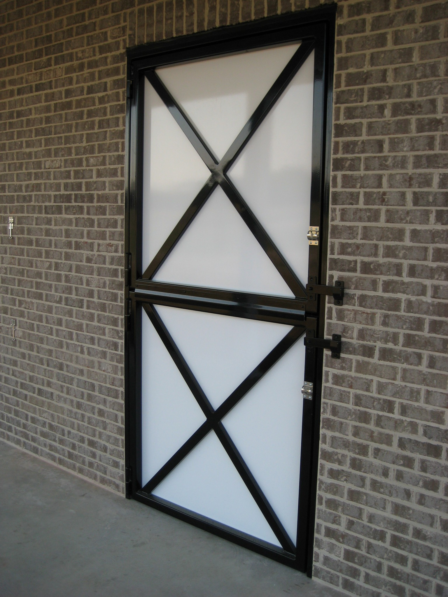 Stall Dutch Doors Double R Manufacturing