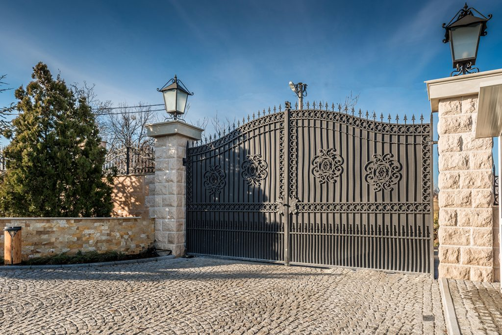 Custom-Entrance-Gate