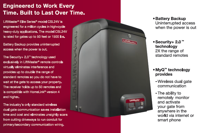 LiftMaster Description