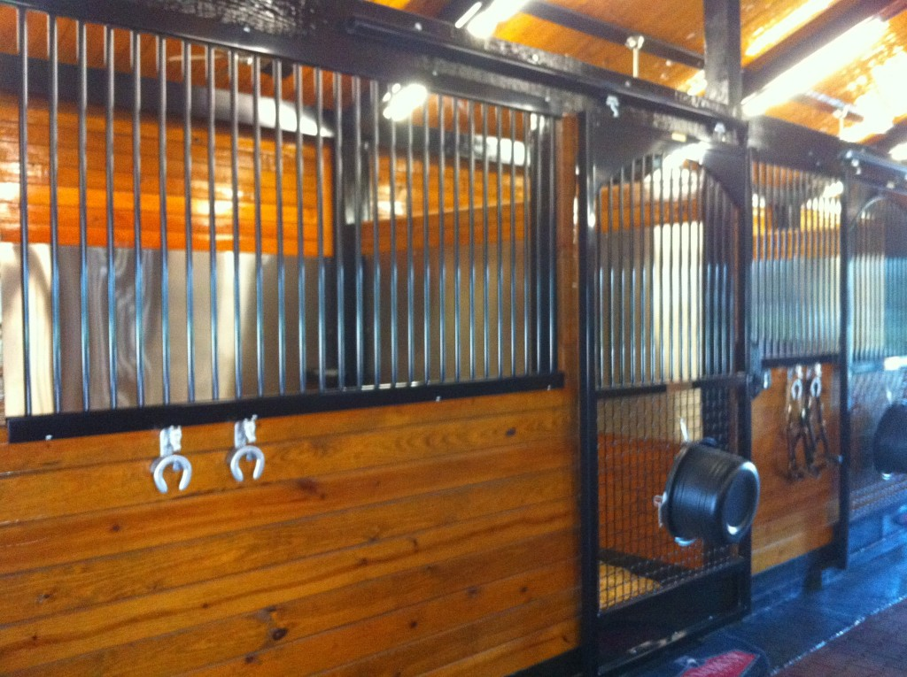 Custom Fabricated Barn Stall Doors