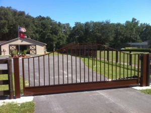 gate_single_top_aluminum_entrance_gate
